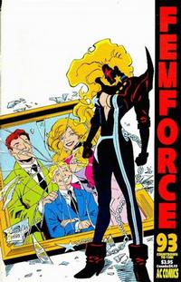 Cover Thumbnail for FemForce (AC, 1985 series) #93