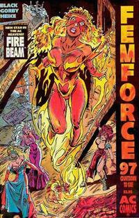 Cover Thumbnail for FemForce (AC, 1985 series) #97