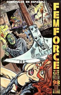 Cover Thumbnail for FemForce (AC, 1985 series) #98