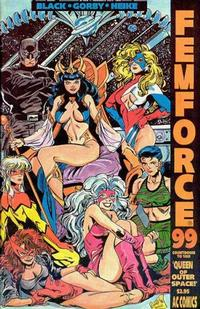 Cover Thumbnail for FemForce (AC, 1985 series) #99
