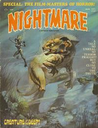 Cover Thumbnail for Nightmare (Skywald, 1970 series) #5