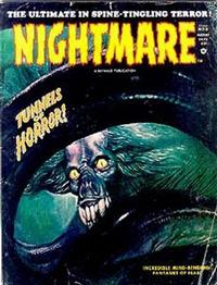 Cover Thumbnail for Nightmare (Skywald, 1970 series) #8