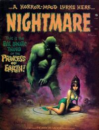 Cover Thumbnail for Nightmare (Skywald, 1970 series) #10