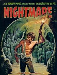 Cover Thumbnail for Nightmare (Skywald, 1970 series) #11