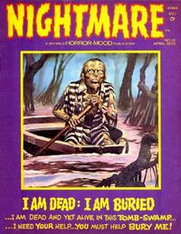 Cover Thumbnail for Nightmare (Skywald, 1970 series) #12