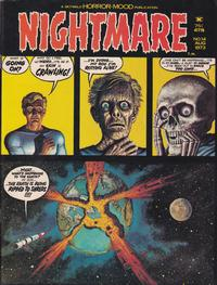 Cover for Nightmare (Skywald, 1970 series) #14