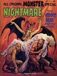 Cover Thumbnail for Nightmare (Skywald, 1970 series) #16