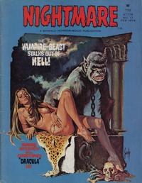 Cover Thumbnail for Nightmare (Skywald, 1970 series) #17