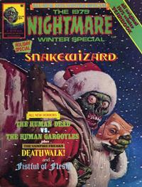 Cover Thumbnail for Nightmare (Skywald, 1970 series) #23