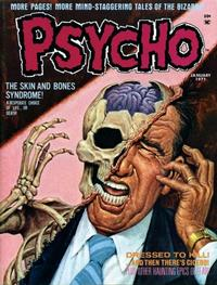 Cover Thumbnail for Psycho (Skywald, 1971 series) #1