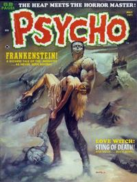 Cover Thumbnail for Psycho (Skywald, 1971 series) #3