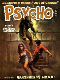 Cover Thumbnail for Psycho (Skywald, 1971 series) #4