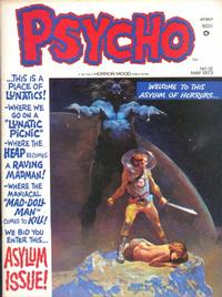 Cover Thumbnail for Psycho (Skywald, 1971 series) #12