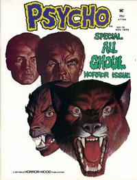 Cover Thumbnail for Psycho (Skywald, 1971 series) #15
