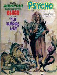 Cover Thumbnail for Psycho (Skywald, 1971 series) #16
