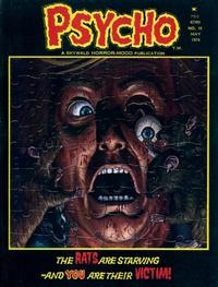 Cover Thumbnail for Psycho (Skywald, 1971 series) #18
