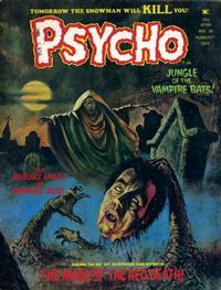 Cover Thumbnail for Psycho (Skywald, 1971 series) #20