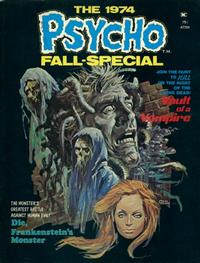 Cover Thumbnail for Psycho (Skywald, 1971 series) #[22]