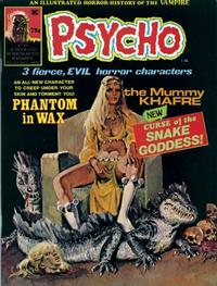 Cover Thumbnail for Psycho (Skywald, 1971 series) #23