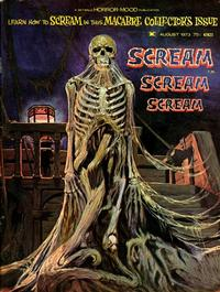 Cover Thumbnail for Scream (Skywald, 1973 series) #1