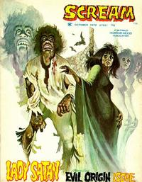Cover Thumbnail for Scream (Skywald, 1973 series) #2