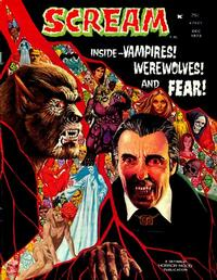 Cover Thumbnail for Scream (Skywald, 1973 series) #3