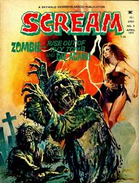 Cover Thumbnail for Scream (Skywald, 1973 series) #5