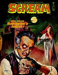 Cover Thumbnail for Scream (Skywald, 1973 series) #6