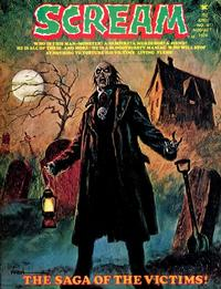 Cover Thumbnail for Scream (Skywald, 1973 series) #8