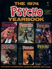 Cover Thumbnail for The 1974 Psycho Yearbook (Skywald, 1974 series) #1