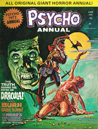 Cover Thumbnail for Psycho 1972 Annual (Skywald, 1972 series) #1