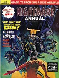 Cover Thumbnail for Nightmare [Annual] (Skywald, 1972 series) #1