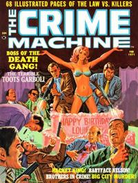 Cover Thumbnail for The Crime Machine (Skywald, 1971 series) #1