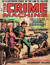 Cover Thumbnail for The Crime Machine (Skywald, 1971 series) #2