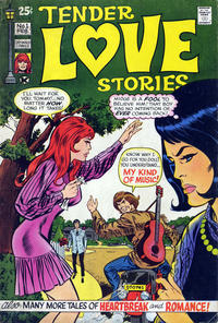 Cover Thumbnail for Tender Love Stories (Skywald, 1971 series) #1