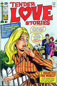 Cover Thumbnail for Tender Love Stories (Skywald, 1971 series) #2