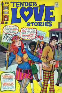 Cover Thumbnail for Tender Love Stories (Skywald, 1971 series) #3