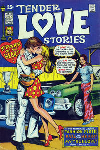 Cover Thumbnail for Tender Love Stories (Skywald, 1971 series) #4