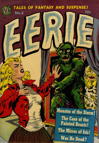 Cover Thumbnail for Eerie (Avon, 1951 series) #3