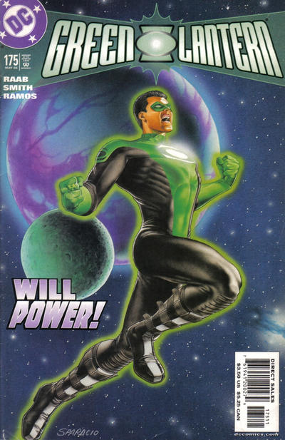 Cover for Green Lantern (DC, 1990 series) #175
