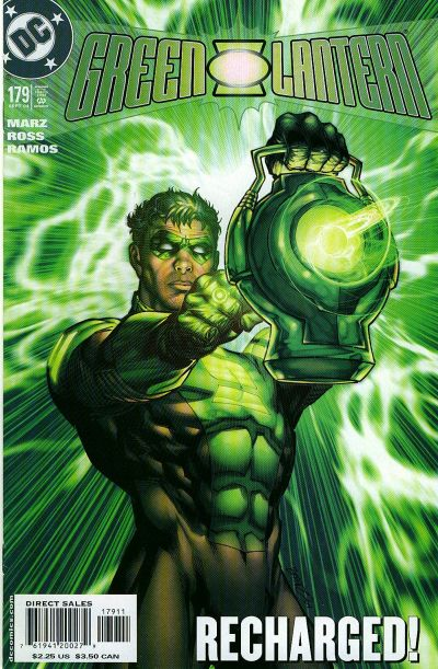 Cover for Green Lantern (DC, 1990 series) #179