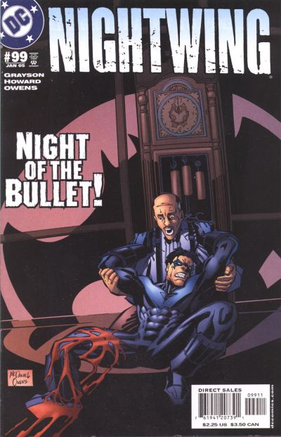 Cover for Nightwing (DC, 1996 series) #99