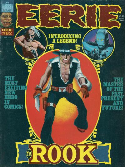 Cover for Eerie (Warren, 1966 series) #82
