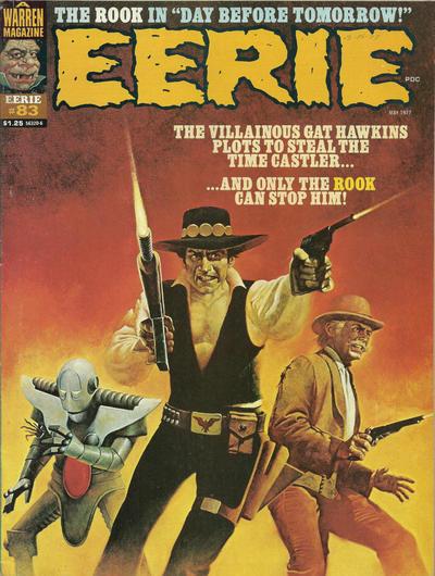 Cover for Eerie (Warren, 1966 series) #83