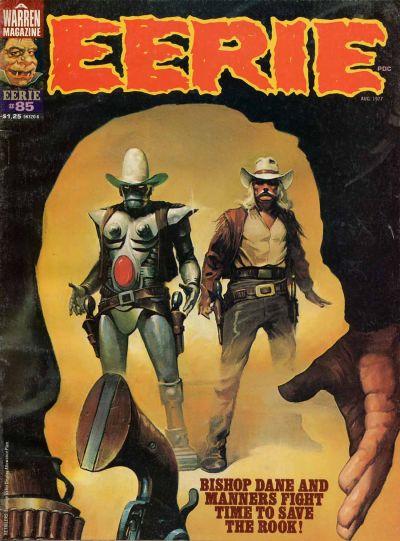 Cover for Eerie (Warren, 1966 series) #85