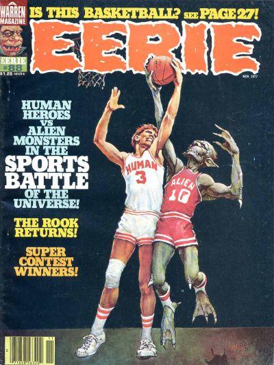 Cover for Eerie (Warren, 1966 series) #88