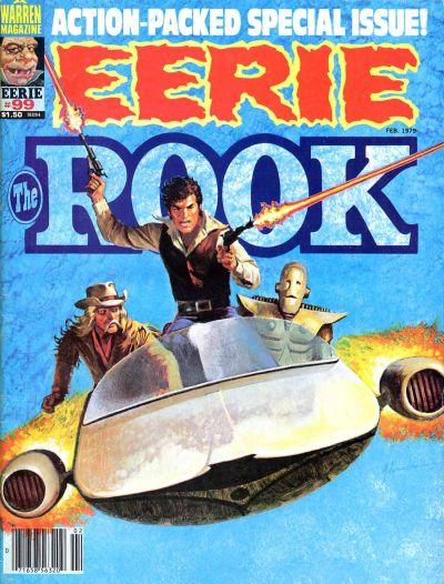 Cover for Eerie (Warren, 1966 series) #99