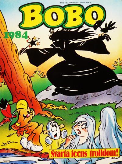 Cover for Bobo [julalbum] (Semic, 1979 series) #1984