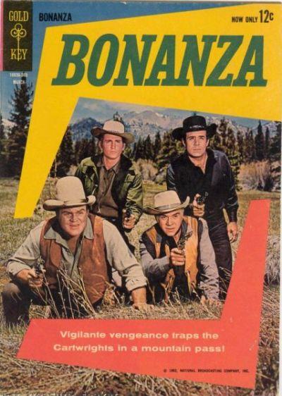 Cover for Bonanza (Western, 1962 series) #2