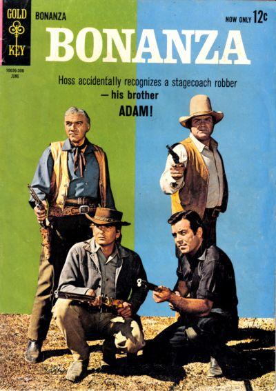 Cover for Bonanza (Western, 1962 series) #3
